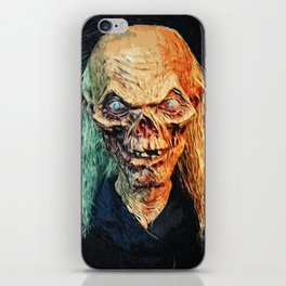 The Crypt Keeper iPhone Skin