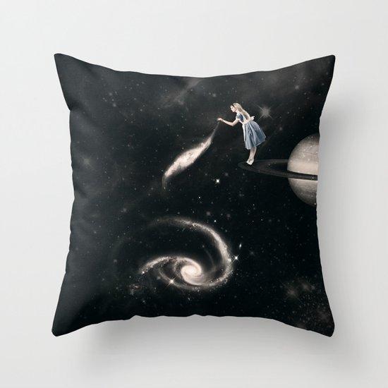 My Favourite Yo Yo Throw Pillow