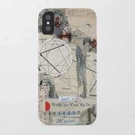 Do Right iPhone Case