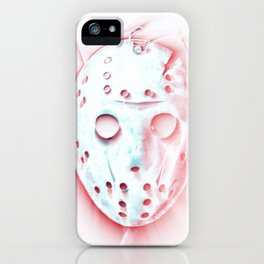 Jason - White iPhone Case