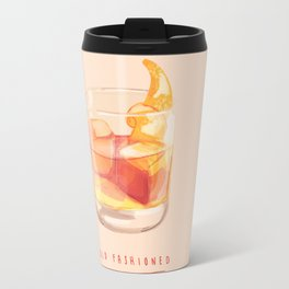 Old Fashioned Travel Mug