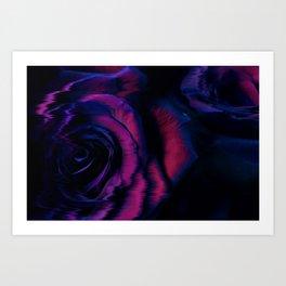 Personal Velvet Art Print