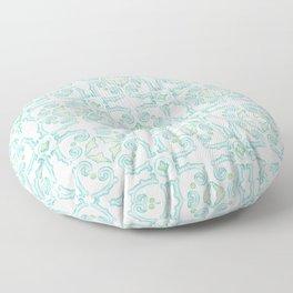 Moroccan Tile Pattern Floor Pillow