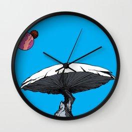 Marooned! Wall Clock
