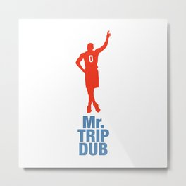 Mr. Trip Dub Metal Print