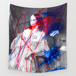 Strike 14 Wall Tapestry