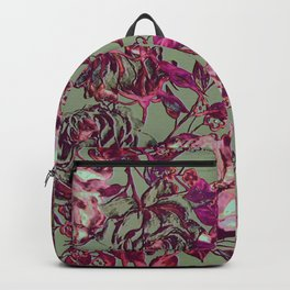 roses and vintage tones Backpack