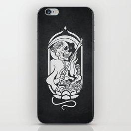 Death Tarot iPhone Skin