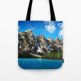 Canadian Vista  Tote Bag