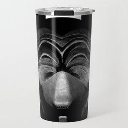 big ears mask man Travel Mug