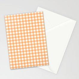Sherbet Gingham Stationery Cards