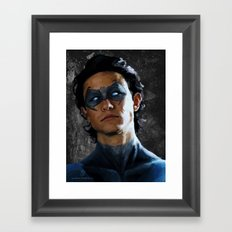 Joseph Gordon Nightwing Framed Art Print