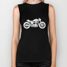 Triumph Bonneville - Cafe Racer series #3 Biker Tank