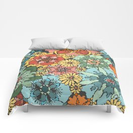 The Summer Palette Comforters