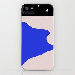 ocean trip 6 iPhone Case