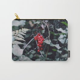 Wild berries in the forest Carry-All Pouch