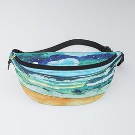 Simple Seascape X Fanny Pack
