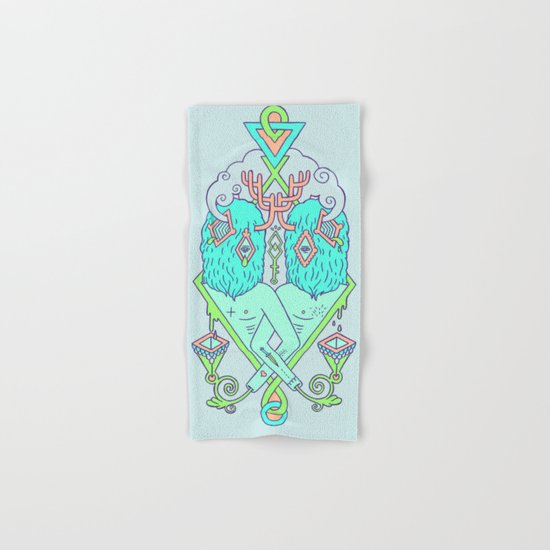 a kind of logic Hand & Bath Towel