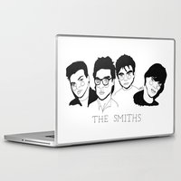 the smiths Laptop & iPad Skins featuring The Smiths by ☿ cactei ☿