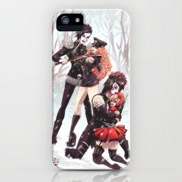 Blood on the Dance Floor - Unforgiven iPhone Case