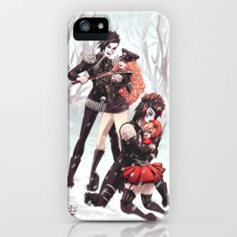 Blood on the Dance Floor - Unforgiven iPhone Case