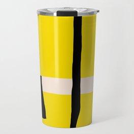 Yellow dream Travel Mug