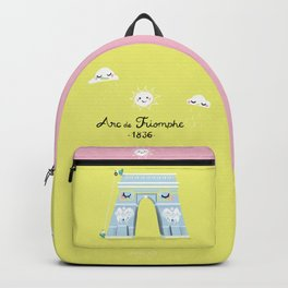 Arc de Triomphe Backpack