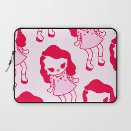 Kawaii pattern, kawaii character,cute pattern Laptop Sleeve