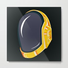 Guy-Manuel / Daft Punk Metal Print