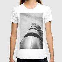 building T-shirts featuring Lloyds building by Solar Designs