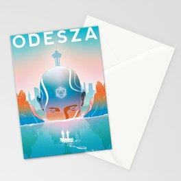 ODEZSA ODESSA TOUR 2020 ASAMJAWA Stationery Cards