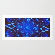 Altered Perceptions 3 Art Print