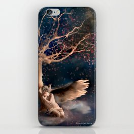 Thousand Cherry Blossoms iPhone Skin