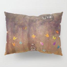 Wonderland Forest Pillow Sham