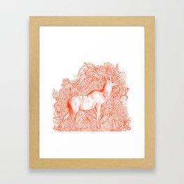 KUDU Framed Art Print