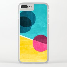 Toes in the Water Clear iPhone Case