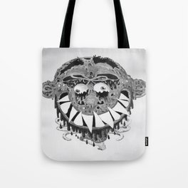 Silly Grinner Tote Bag