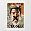 Sorry We're Closed by famouswhendead