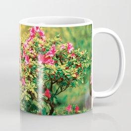Azalea blooming Coffee Mug