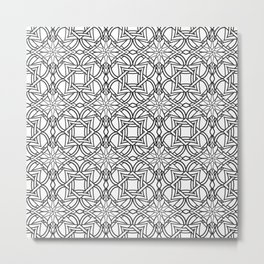 Decorative 1 Metal Print