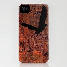 Ecotone (night) Slim Case iPhone (4, 4s)