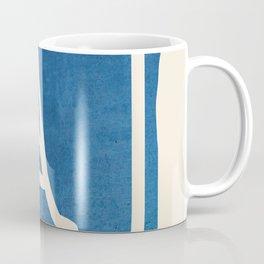 abstract minimal 57 Coffee Mug