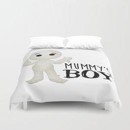 Mummy's Boy Duvet Cover