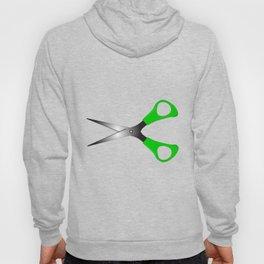 Open Scissors Hoody
