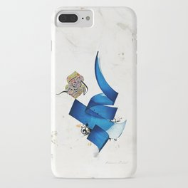 Arabic Calligraphy - Rumi - Journey Into Self iPhone Case