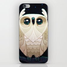 Starla the Owl iPhone Skin