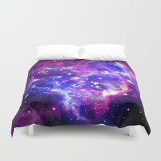 Galaxy. Duvet Cover