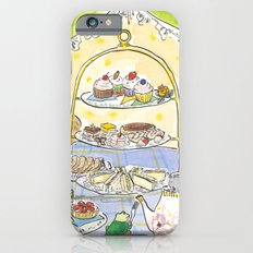 high tea party Slim Case iPhone 6s