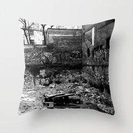 Czech Lot Throw Pillow