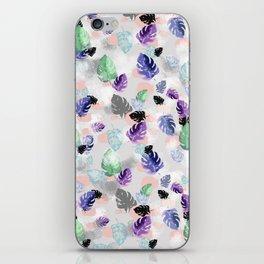 Neo Tropical iPhone Skin